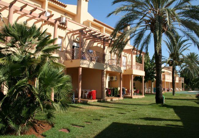 Vacaciones en denia apartamentos en alquiler en la playa y la sella serviden - Denia apartamentos alquiler ...