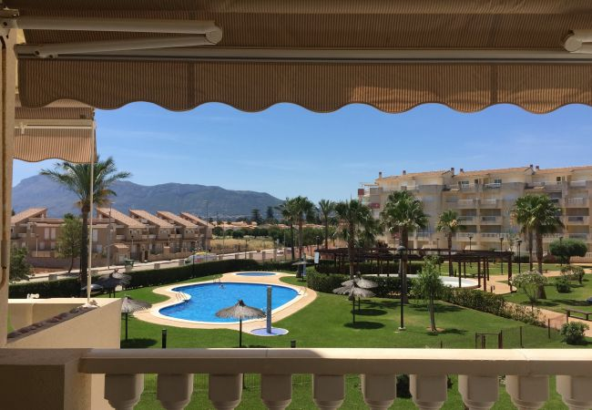 Vacaciones en denia apartamentos en alquiler en la playa y la sella serviden - Apartamentos baratos vacaciones playa ...