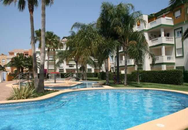 Ferienwohnung in Denia - LA FONTANA