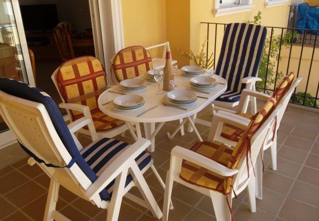 Ferienwohnung in Pedreguer - LA SELLA - AUGUSTA-PINARES