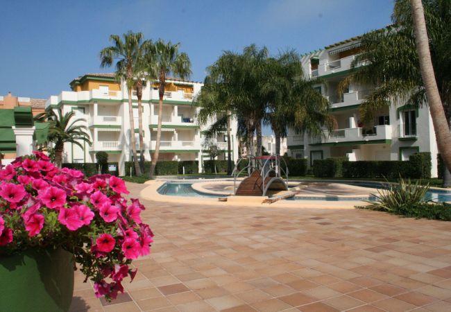 Apartment in Denia - LA FONTANA