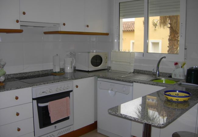 Апартаменты на Pedreguer - LA SELLA - AUGUSTA-PINARES