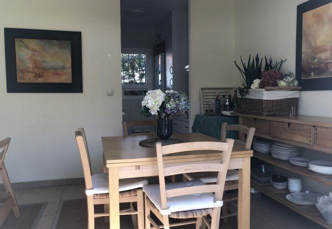 Апартаменты на Дения / Denia - EL PALMAR