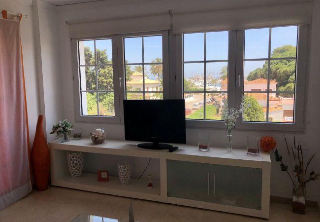 Апартаменты на Дения / Denia - ALDEBARAN